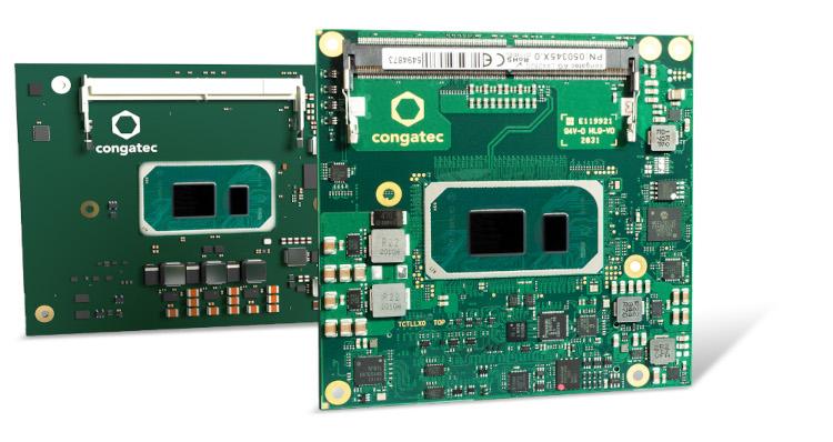コンガテックが初のCOM-HPCと次世代COM Expressモジュールを提供開始