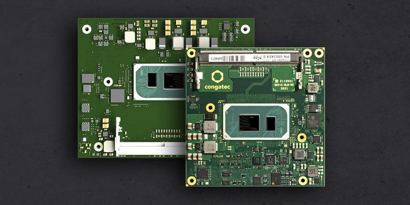 コンガテックがIntel®第11世代コアプロセッサ搭載の最先端コンピュータ・オン・モジュール12製品発表