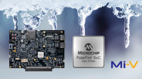 MicrochipがRISC-V命令セットアーキテクチャ ベースのSoC FPGA開発キットを発表