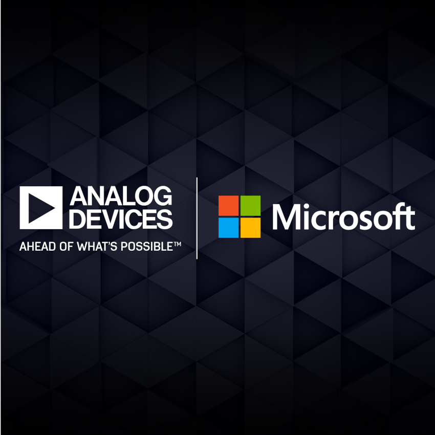 アナログ・デバイセズが最先端の3Dイメージング製品、ソリューション量産でMicrosoftと提携