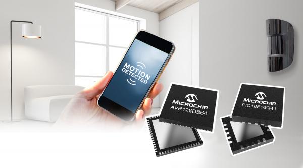 Microchipがアナログシステム設計における困難な課題を解決するマイコン発表