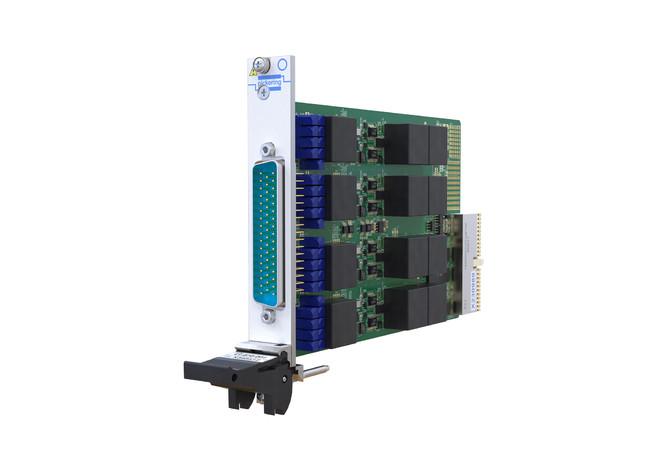 PXIスロットをわずか1個に抑えた汎用LVDT/RVDT/レゾルバ・シミュレータ・モジュール
