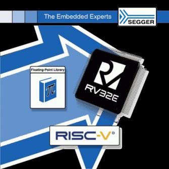 ポジティブワンがRISC-V浮動小数点ライブラリ追加対応「SEGGER Embedded Studio for RISC-V」統合開発環境の販売を開始