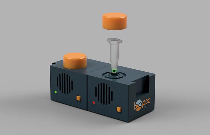 光学測定の専門企業ELDIM、新型コロナウイルスの業務用高速検査にamsのスペクトルセンシング技術を選定