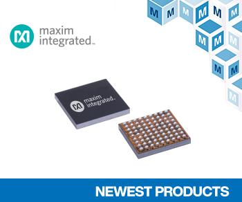 マウザーがマキシム社のニューラルネットワークアクセラレータSoC「MAX78000」の取り扱い開始