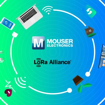マウザー、LoRaWANテクノロジーに特化したリソースサイトを開設