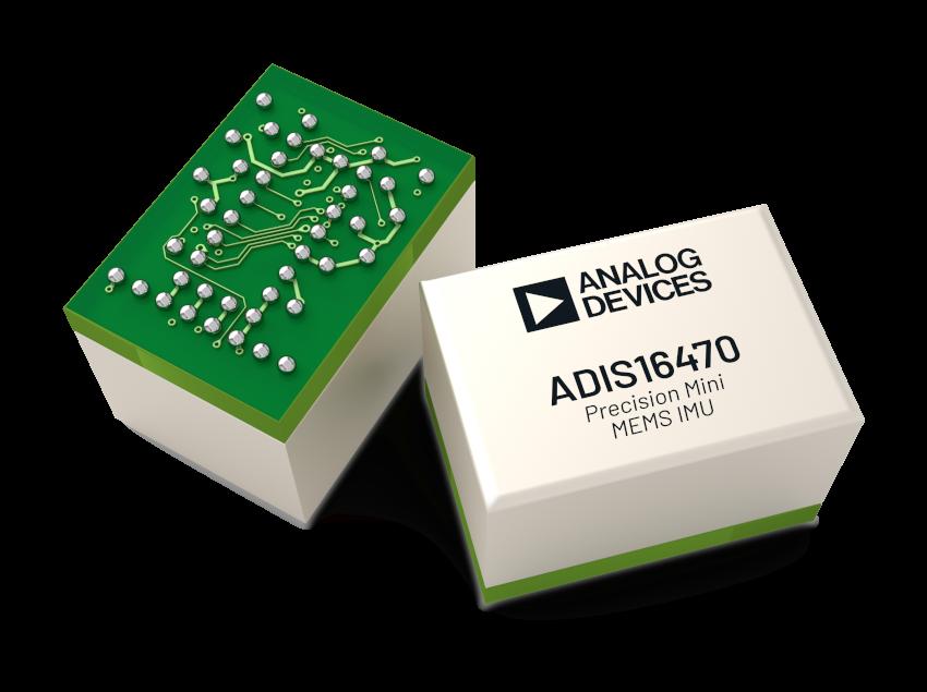 アナログ・デバイセズがテクノロード社とROS/ROS2に対応したIMUモジュールおよびプラットフォームボード「TR-IMUシリーズ」を共同開発