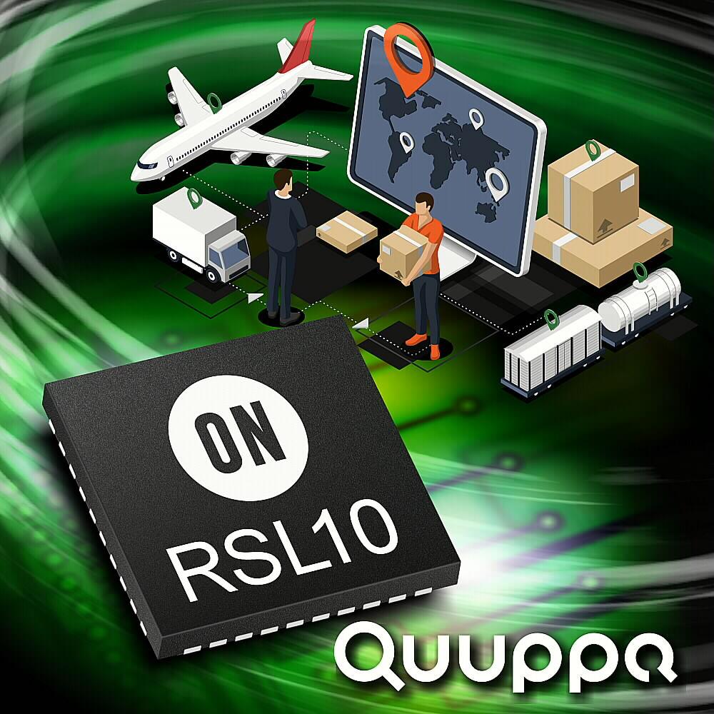 オン・セミコンダクターがAoA(Angle of Arrival)ロケーション技術でIoTアセットマネジメントを強化