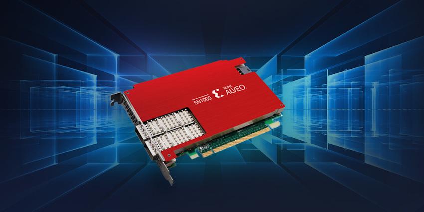 ザイリンクスがソフトウェア定義のハードウェア アクセラレーション製品「Alveo SmartNIC」でデータセンターを革新