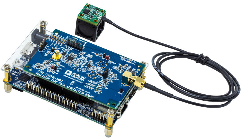 アナログ・デバイセズが状態基準保全(CbM)開発プラットフォーム「CN0549」を発表