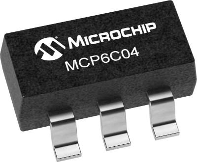 Microchipが車載応用における電流監視精度と電力効率を改善するハイサイド電流検出アンプを発表