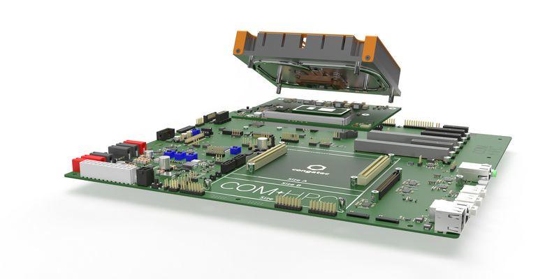 コンガテックが第11世代Intel® Core™プロセッサ搭載のCOM-HPC™ Client用スターターセット発表