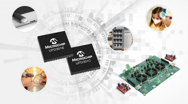 Microchipがコードの統合によりUSBシステムを差別化できるオープンソースのPower Deliveryソフトウェアを発表