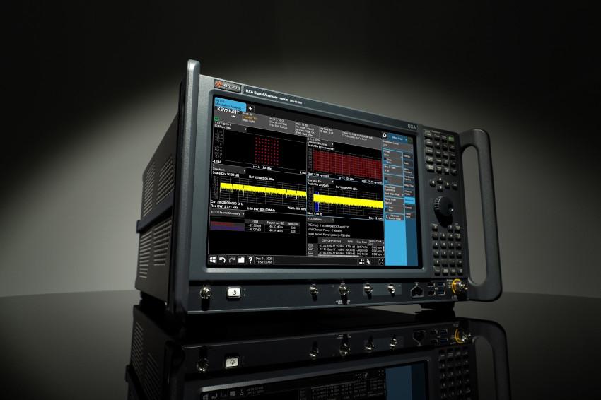 キーサイトが5G、航空宇宙/防衛および衛星通信におけるミリ波超広帯域性能のテストを実現