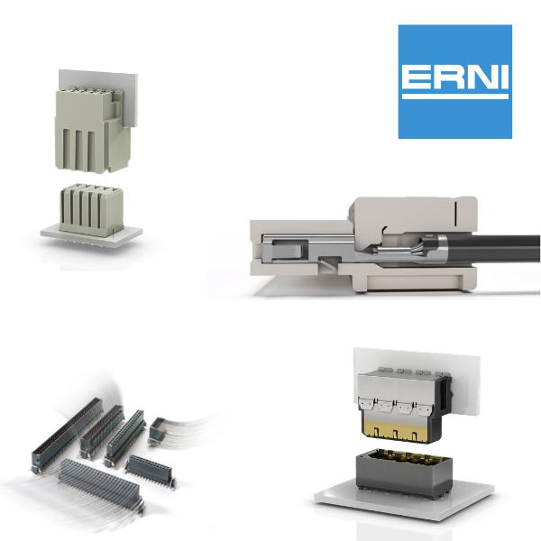 Digi-Key Electronicsが電子コネクタサプライヤERNI Electronicsと提携を発表