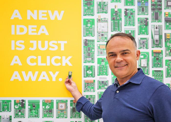 MikroElektronikaが1,000種類目のClick boardsとなるEtherCAT Clickを発表