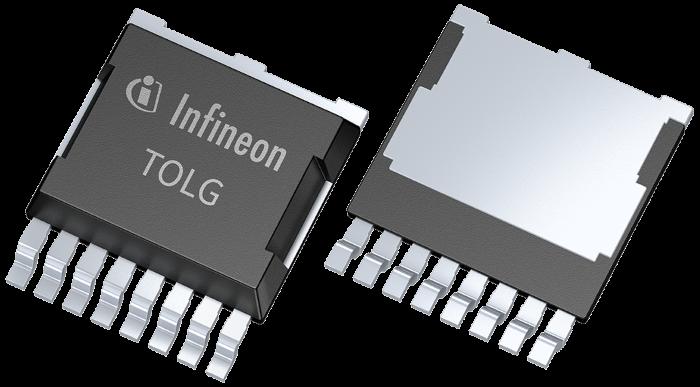 インフィニオンがTOLxファミリの新しいOptiMOSパッケージを発表