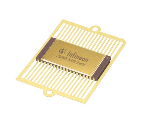 インフィニオンが宇宙グレードのFPGA向けに業界初の耐放射線性を備えたQML-V認証NORフラッシュ メモリを発表