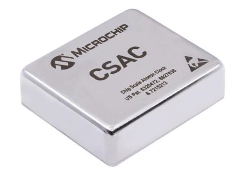 Microchipが広い動作温度、迅速なウォームアップ、優れた周波数安定性を実現した過酷環境向けCSAC(チップスケール原子時計)発表
